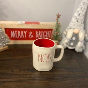 NWT Rae Dunn NOEL Mug